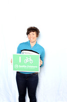 Seattle Children's Bike Everywhere Photobooth