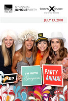 7.13.18 Woodland Park Zoo's Jungle Party!